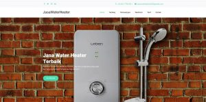 Jasa Water Heater